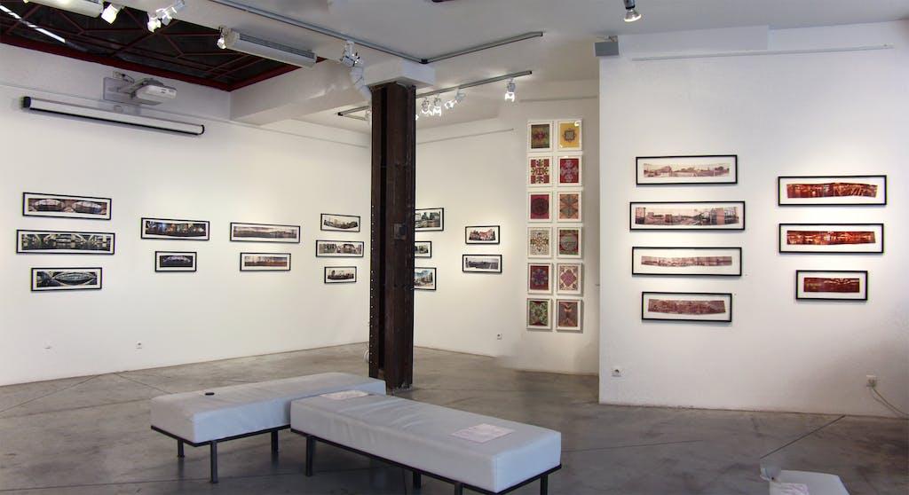 albert moser : life as a panoramic, christian berst art brut, paris, du 1er juin au 21 juillet 2012. - © christian berst art brut, christian berst — art brut