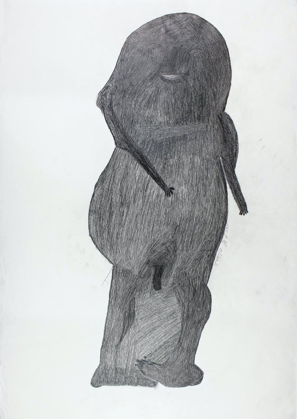 Davood Koochaki - © christian berst — art brut