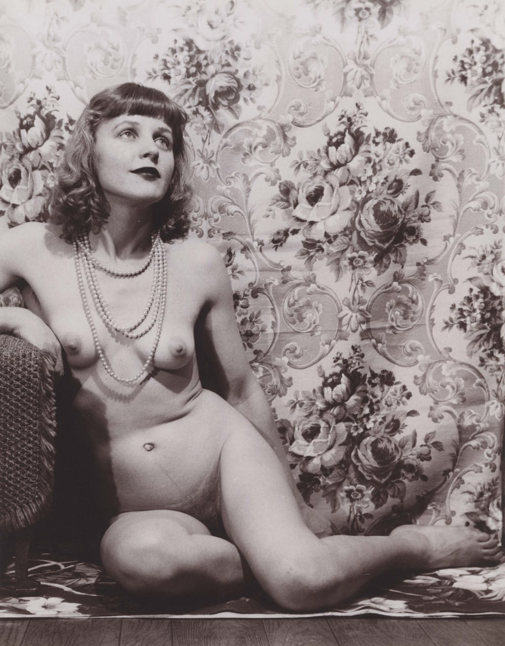 sans titre (Marie) - © christian berst — art brut