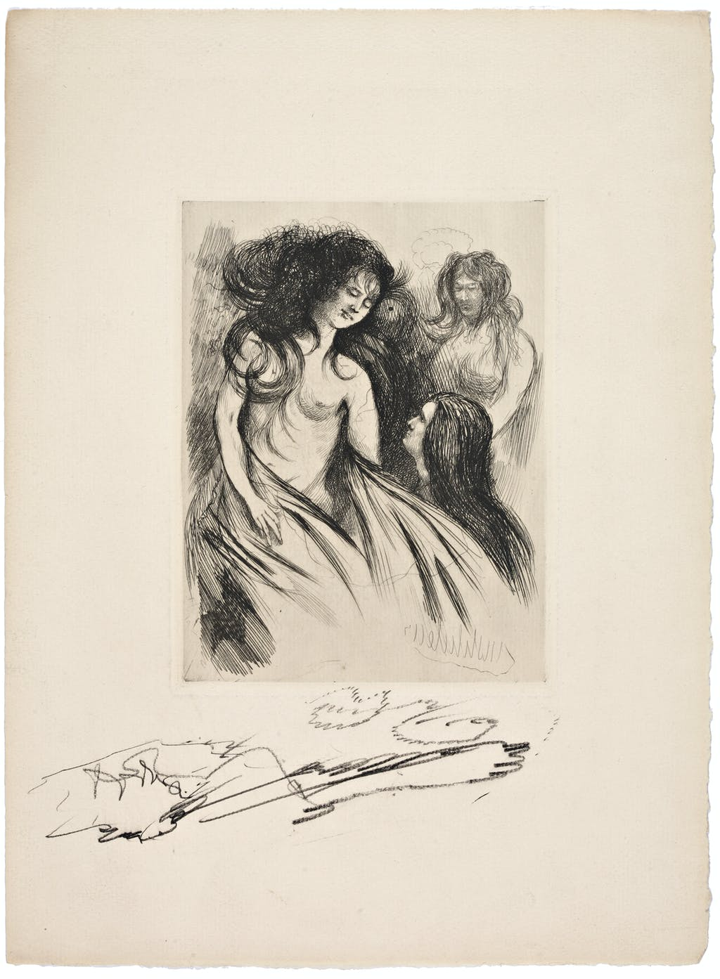 Fernand Desmoulin - © christian berst — art brut