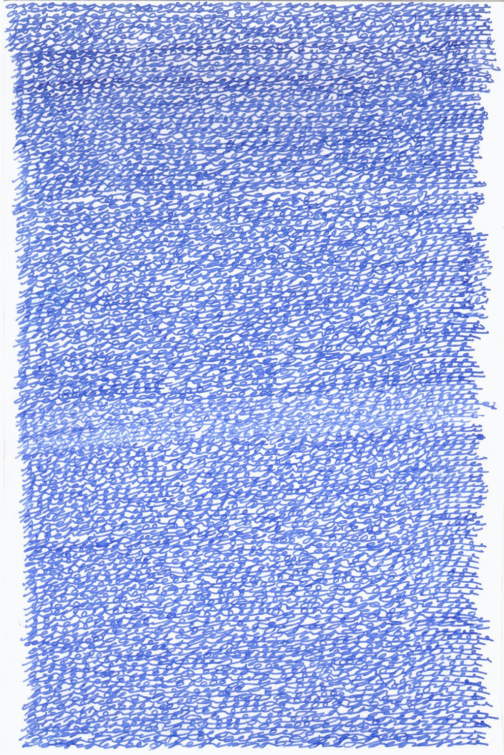 Untitled (prayer to Mary) - © christian berst — art brut
