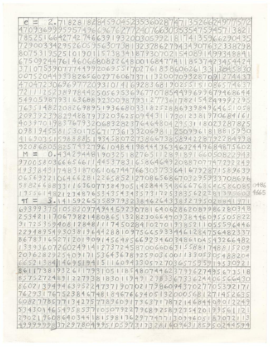 sans titre (e=), 8 pages - © christian berst — art brut