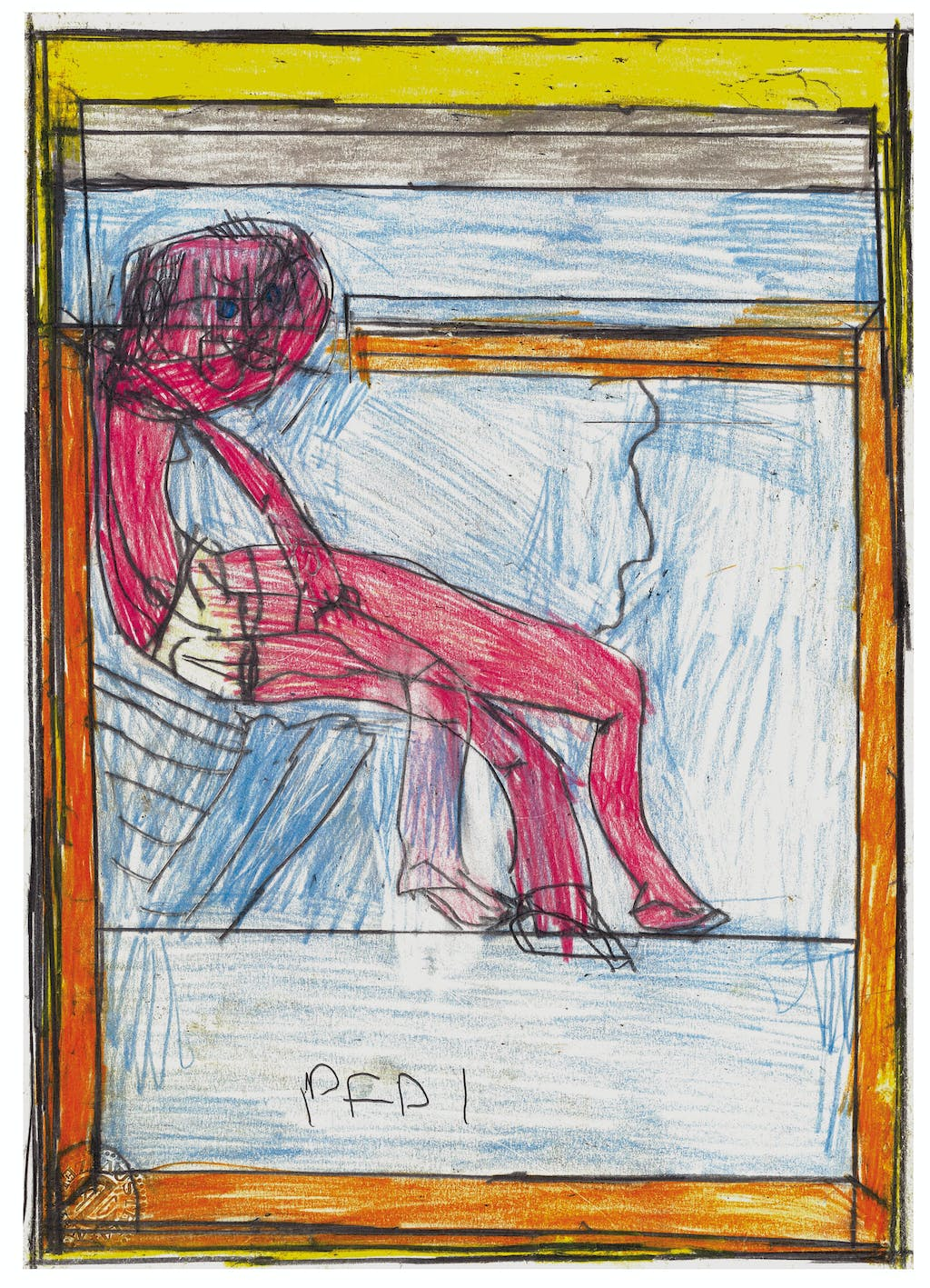 untitled - © christian berst — art brut