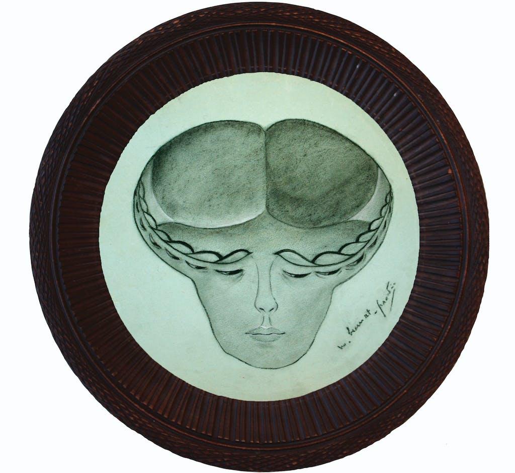 Marguerite  Burnat-Provins - © christian berst — art brut
