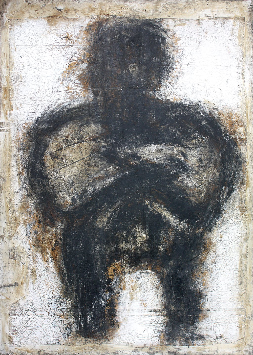 untitled (Darius) - © christian berst — art brut