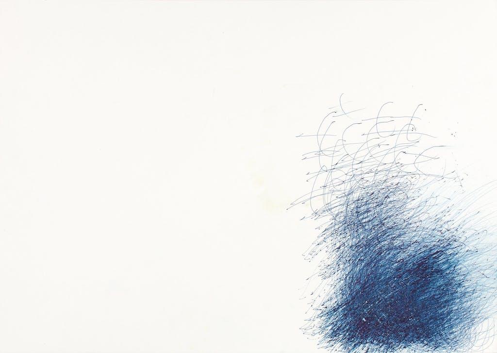 Mo letter (Doraemon) - © christian berst — art brut