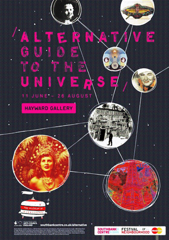 An Alternative Guide to the Universe - © christian berst — art brut