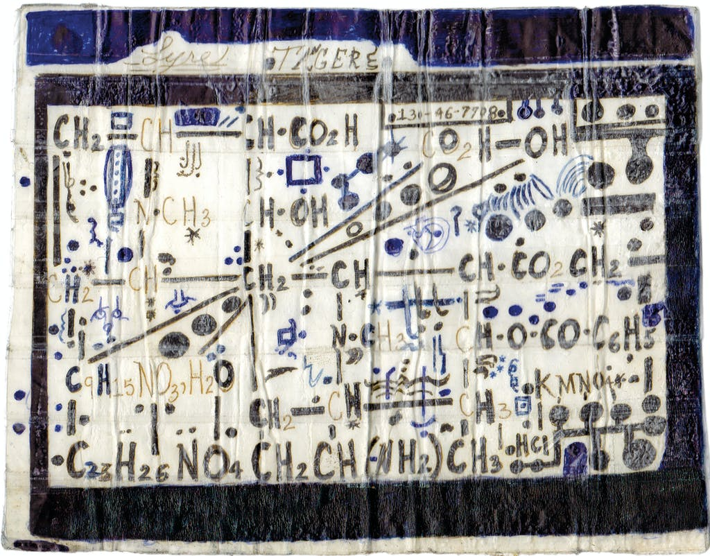 Cracking The Code - © christian berst — art brut