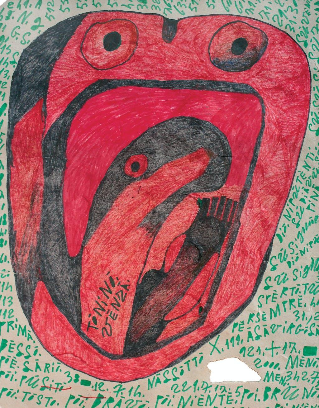 giovanni bosco - © christian berst — art brut