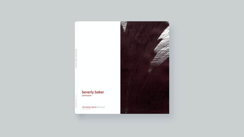 Beverly Baker: palimpseste - © christian berst — art brut