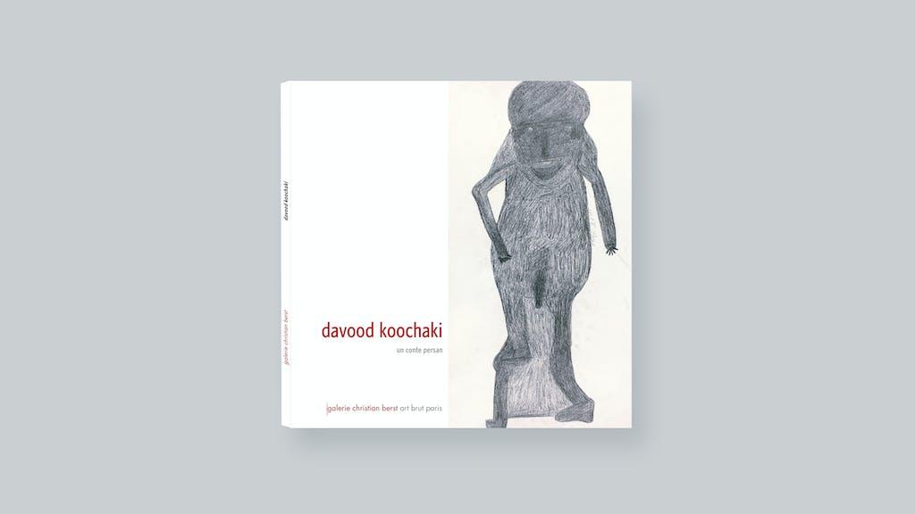 Davood Koochaki: un conte persan - © christian berst — art brut