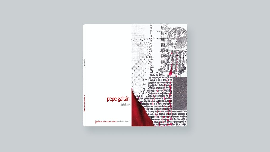 Pepe Gaitán: ephiphany - © christian berst — art brut