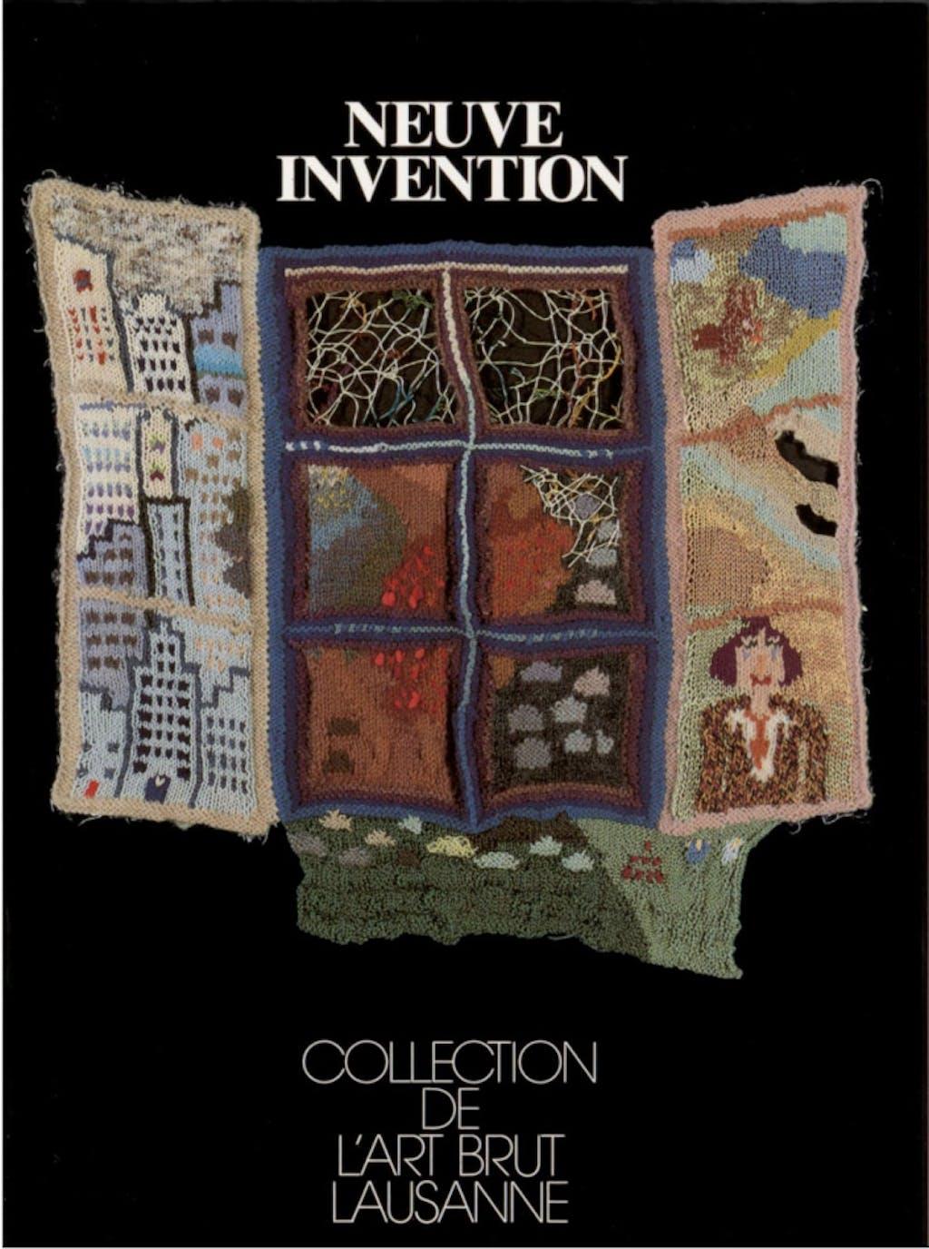 Neuve invention - © christian berst — art brut