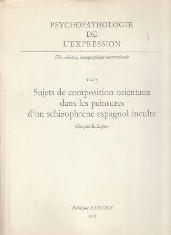 Psychopathologie de l'expression n°7 - © christian berst — art brut